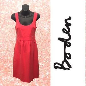 Boden Cotton Dress